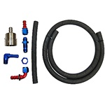 PPE Diesel 1130510 Billet Aluminum Fuel Pickup Kit 2001-2005 GM 6.6L Duramax