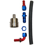 PPE Diesel 1130530 Billet Aluminum Fuel Pickup Kit 2001-2005 GM 6.6L Duramax