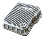 PPE Diesel 128052000 Raw Low Profile Aluminum Transmission Pan 2001-2010 GM 6.6L Duramax