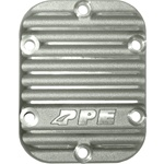 PPE Diesel 128060000 Heavy Duty PTO Raw Side Plate Covers 2001-2010 GM 6.6L Duramax