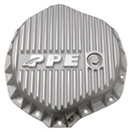 PPE Diesel 138051000 Raw Heavy Duty Differential Cover 2001-2011 Dodge, GM 5.9L, 6.6L, 6.7L Cummins, Duramax