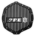 PPE Diesel 138051010 Brushed Heavy Duty Differential Cover 2001-2011 Dodge, GM 5.9L, 6.6L, 6.7L Cummins, Duramax