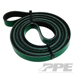 PPE Diesel 213001080 Heavy Duty Dual Fueler Serpentine Belt 2003-2010 Dodge 5.9L, 6.7L Cummins