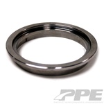 PPE Diesel 5170330 Interlocking V-Band Exhaust Flange Exhaust Side 1994-2007 Dodge 5.9L Cummins