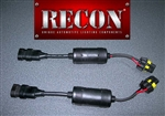 Recon 264HID CANBUS Decoder Relay Wiring Kit HID for Dodge RAM Trucks & Other CANBUS Vehicles
