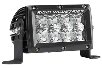 "Rigid Industries 104212EM E-Mark E-Series 4"" Spot"