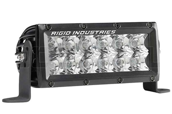 "Rigid Industries 106212MIL E-Series 6"" Spot MIL-STD-461F"