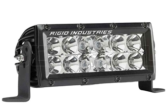 "Rigid Industries 106312MIL E-Series 6"" Spot and Flood MIL-STD-461F"