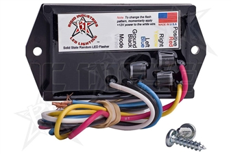 Rigid Industries 40324 3 Amp 24 Volt Flasher
