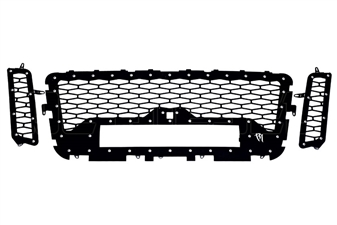 Rigid Industries 40548 Grille With Camera for 2016-2017 Nissan 5.0L Cummins