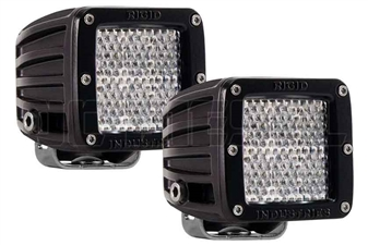 Rigid Industries 50251 D-Series Diffused Pair