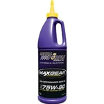 Royal Purple 01300 SAE 75W-90 Max Gear Synthetic Oil 1 Quart Bottle Universal