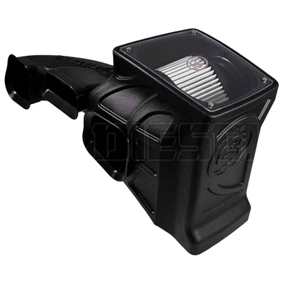 S&B Filters 75-5086D Cold Air Intake for 2016-2017 GM 2.8L Duramax LWN