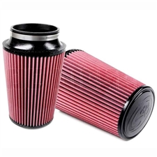 S&B Filters Intake Replacement Air Filter - Cotton (Cleanable) KF-1006
