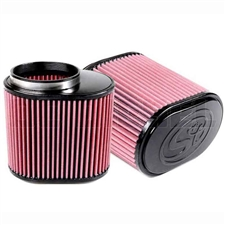 S&B Filters KF-1008 Intake Replacement Filter for 2001-2005 GM 6.6L Duramax LB7, LLY