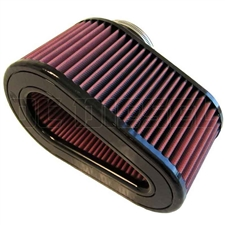 S&B Filters Intake Replacement Air Filter - Cotton (Cleanable) KF-1054