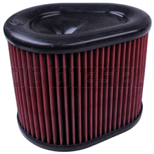S&B Filters KF-1062 Intake Replacement Filter for 2015-2016 GM 6.6L Duramax LML