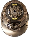 South Bend Clutch 04-154TZR GM 375HP Single Disc Kevlar Replacement for 1996-2001 GM Duramax 6.5L Trucks