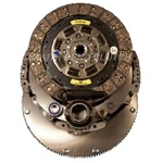 South Bend Clutch 04-163TZK GM 375HP Single Disc Kevlar Clutch Kit for 1992-1995 GM Duramax 6.5L Trucks