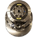 South Bend Clutch 13125-FEK Dodge 550HP Single Disc Clutch Kit for 1988-2000 Dodge Cummins 5.9L Trucks