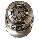 South Bend Clutch 13125-OFEK Dodge 475HP Single Disc Clutch Kit for 1988-2000 Dodge Cummins 5.9L Trucks
