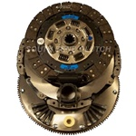South Bend Clutch 1944-6K Ford Stock Single Disc Clutch Kit for 1999-2004 Ford Powerstroke 7.3L Trucks