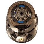 South Bend Clutch 1944-6OK Ford 375HP Single Disc Clutch Kit for 1999-2004 Ford Powerstroke 7.3L Trucks