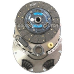 South Bend Clutch 1944324-OKHD Ford 425HP Single Disc HD Clutch Kit for 1993-1994 Ford Powerstroke 7.3L Trucks
