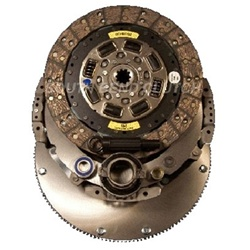 South Bend Clutch 1944324K Ford Stock Single Disc Clutch Kit for 1993-1994 Ford Powerstroke 7.3L Trucks