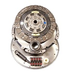 South Bend Clutch 1944325-OK Ford 375HP Single Disc Clutch Kit for 1987-1994 Ford Powerstroke 7.3L Trucks
