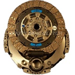 South Bend Clutch 1947-O Dodge 400HP Single Disc Clutch for 2000.5-2005.5 Dodge Cummins 5.9L Trucks