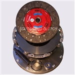 South Bend Clutch 1947-OHD Dodge 425HP Single Disc HD Clutch Kit for 2000.5-2005.5 Dodge Cummins 5.9L Trucks