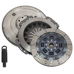 South Bend Clutch 1950-64CBK Ford 450HP Single Disc Clutch Kit for 2008-2010 Ford Powerstroke 6.4L Trucks