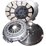 South Bend Clutch FDDC36005 Ford 850HP Comp Dual Disc Clutch Replacement for 1994-1998 Ford Powerstroke 7.3L Trucks