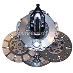 South Bend Clutch SDD3250-5K Dodge 550-750HP Street Dual Disc Clutch Kit for 1994-2004 Dodge Cummins 5.9L Trucks