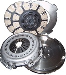 South Bend Clutch SDD3250-GK Dodge 550-750HP Street Dual Disc Clutch Kit for 2000.5-2013 Dodge Cummins 5.9L, 6.7L Trucks