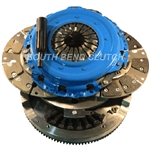 South Bend Clutch SDDMAXDFY GM 650HP Dual Disc Clutch Replacement for 2001-2005 GM Duramax 6.6L Trucks