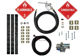 Transfer Flow 020-01-16229 70 Gallon Adjustable Refueling Tank Upgrade Kit