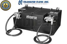 Transfer Flow 080-01-13244 50/50 Gallon Split Refueling Dual-Tank System
