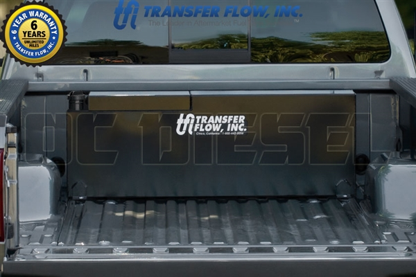 Transfer Flow 080-01-16180 37 Gallon In-bed Auxiliary Fuel Tank System