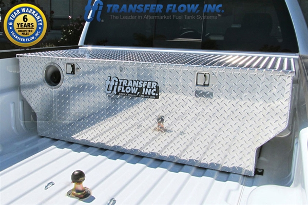 Transfer Flow 080-01-16187 50 Gallon Toolbox Fuel Tank Combo