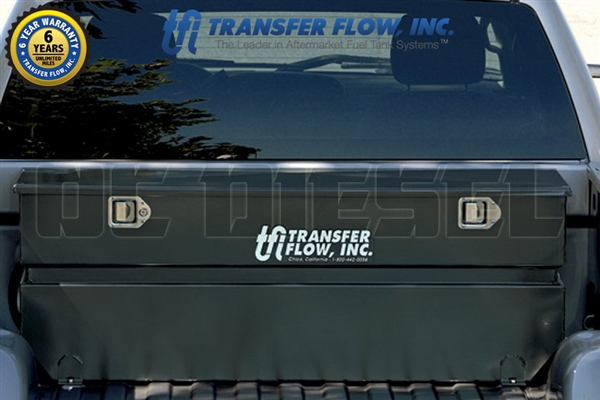 Transfer Flow 080-01-16188 40 Gallon Toolbox Fuel Tank Combo