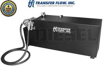 Transfer Flow 080-BL-09417 50 Gallon Refueling Tank System