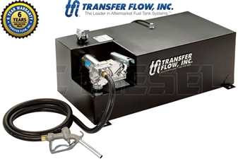 Transfer Flow 080-BL-16206 40 Gallon Refueling Tank System