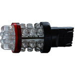 Vision X HIL-7443R LED Bulb 360 Replacement 7443 Red