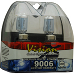 Vision X VX-D9006 Halogen Bulb Set 9006 55 Watt Low Beam Dot Approved Superwhite