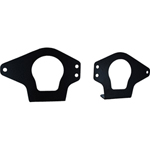 Vision X XIL-OE0210DR Factory Upgrade Bracket For 2002-2010 Dodge Ram Fits XIL-UM4010 Series