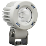 Vision X XIL-SP120 LED Pod 2 inch Solstice Solo Prime Black 10-Watt 20 Degree Narrow Beam