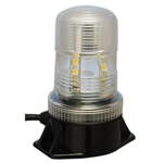 Vision X XIL-UBR LED Strobe 5.25 inch Utility Market Beacon Red