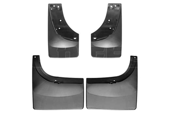 WeatherTech 110005-120027 MudFlaps Set for 2001-2007 GM 6.6L Duramax LB7, LLY, LBZ